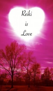 reiki is love
